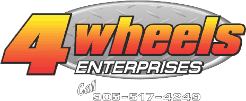 4 Wheels Enterprises